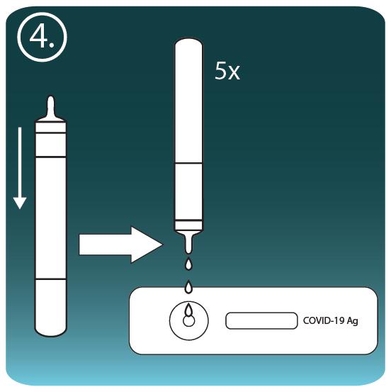 procedura testowa wymaz antygenowy